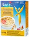 Nordic Хлопья овсяные с пшеничными отрубями, 600 г