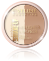 Eveline Cosmetics Art Professional Make-Up Highlighter & Bronzing бронзирующе-рассветляющая пудра