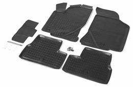 Комплект ковриков RIVAL 16002001 5 шт.