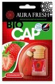 AURA FRESH Ароматизатор для автомобиля Bio Cap Strawberry 6 мл
