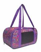 Переноска-сумка для собак Теремок СПО-1 40х22х20 см