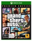 Rockstar Games Grand Theft Auto V. Premium Edition