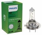 Лампа автомобильная галогенная Philips H7 EcoVision LongLife 12V 55W 1 шт.