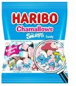 Маршмеллоу Haribo Chamallows the Smurfs Family со вкусом малины 100 г