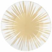 Pasabahce Тарелка десертная Charm солнце 19,5 см