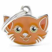 Адресник my family Европейская короткошерстная кошка (MF37)