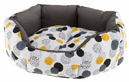 Лежак для кошек, для собак Ferplast Domino 45 (82247099) 44х40х16 см
