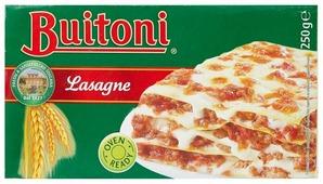 Buitoni Паста Lasagna, 250 г