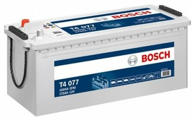 Аккумулятор для грузовиков Bosch T4 077 (0 092 T40 770)