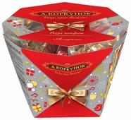Набор конфет Коркунов Ваза молочный и темный шоколад 229 г
