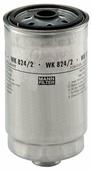 Топливный фильтр MANNFILTER WK824/2