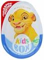 Шоколадное яйцо Шоки-Токи Король лев десерт с подарком, 20г