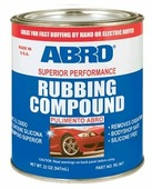 ABRO паста полировочная для кузова RC-947, 0.947 л