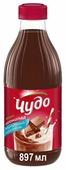 Молочный коктейль Чудо Со вкусом шоколада 1.6%, 950 г