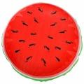 Подушка декоративная Мнушки Фрукты Арбуз 33х33х9 см (Аи17дол20)