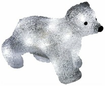 Фигурка NEON-NIGHT Медвежонок 18 см