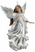 Елочная игрушка ErichKrause Рождественский ангел 14 см (45585)