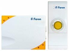 Звонок с кнопкой Feron E-369 электронный беспроводной (количество мелодий: 35)