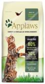 Корм для кошек Applaws беззерновой, с курицей, с ягненком