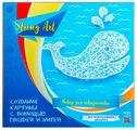 String Art Lab Набор для творчества Кит (П004)