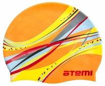 Шапочка для плавания ATEMI PSC303
