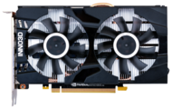 Видеокарта INNO3D GeForce GTX 1660 Ti 1770MHz PCI-E 3.0 6144MB 12000MHz 192 bit HDMI 3xDisplayPort HDCP Twin X2