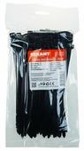Стяжка кабельная (хомут стяжной) REXANT 07-0203 7.6 х 200 мм
