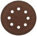 Шлифовальный круг на липучке ЗУБР 35350-125-240 125 мм 5 шт