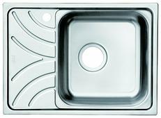 Врезная кухонная мойка IDDIS Arro ARR60SRi77 60.5х44см нержавеющая сталь
