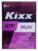 Трансмиссионное масло Kixx ATF Multi