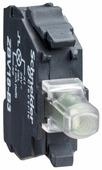 Светосигнальный блок с ламподержателем для устройств управления и сигнализации Schneider Electric ZBVJ1