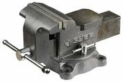 Тиски ЗУБР Мастер 3258-150 150 мм