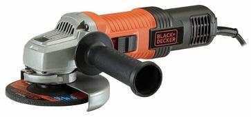 УШМ BLACK+DECKER G850, 850 Вт, 125 мм