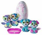 Интерактивная мягкая игрушка Hatchimals Surprise Twins - Puppadee 19110-PUP