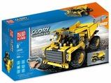 Электромеханический конструктор Mould King Glory Guardians 13016 Карьерный грузовик