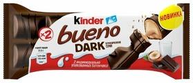 Батончик Kinder Bueno Dark
