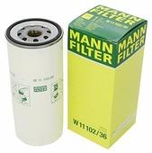 Масляный фильтр MANNFILTER W11102/36