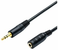 Удлинитель Atcom mini jack 3.5 mm - mini jack 3.5 mm (AT6847/48/49)