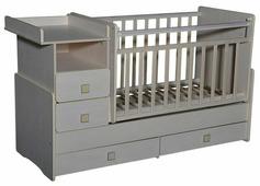 Детская кровать-трансформер Антел Ульяна-4