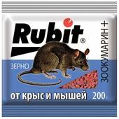 Средство Rubit Зоокумарин+ зерно 200 г