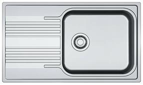 Врезная кухонная мойка FRANKE SRX 611-86 XL 86х50см нержавеющая сталь