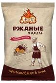 Чипсы Кавказские застолья Azar ржаные со вкусом колбасок и чеснока