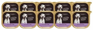 Корм для собак Натуральная Формула Консервы для собак Бычье сердце в желе