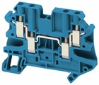 Зажим клеммный проходной Schneider Electric NSYTRV44BL