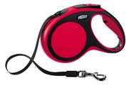Поводок-рулетка для собак Flexi New Comfort M ленточный