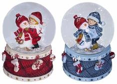 Снежный шар Mister Christmas F-0058214