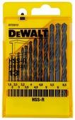 Набор сверл п/мет. HSS-R DeWALT (DT5912-QZ)