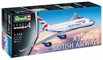Сборная модель Revell A380-800 British Airways (03922) 1:144