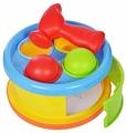 Развивающая игрушка Жирафики Бей в барабан 633053