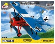 Конструктор Cobi Great War 2978 Самолет Fokker D.VII